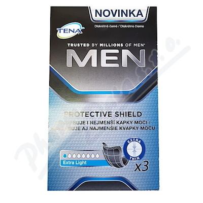 Zobrazit detail - Ink. vlož. TENA Men Protective Shield 3ks 750452