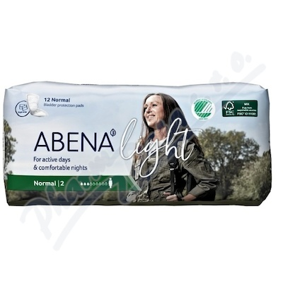 Inkontinenční vložka Abena Light Normal 2. 12ks