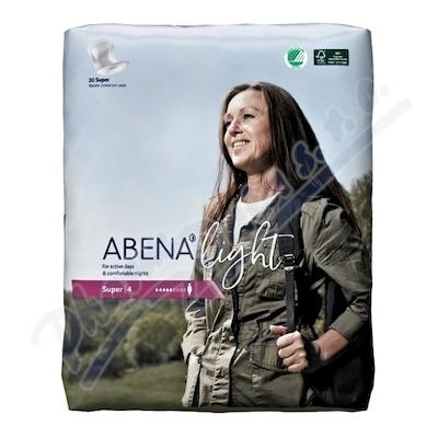 Inkontinenční vložka Abena Light Super 4. 30ks