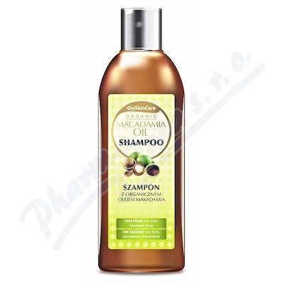 Zobrazit detail - Biotter šampon s organic. makadamovým olejem 250ml