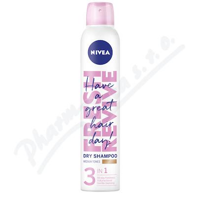 Zobrazit detail - NIVEA Suchý šampon pro sv.  vlasy 200ml č.  88612