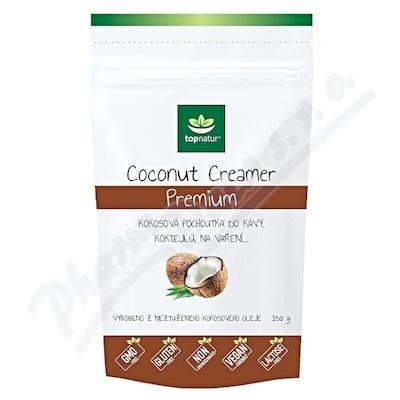 Zobrazit detail - Coconut Creamer Premium 150g TOPNATUR