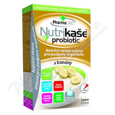 Zobrazit detail - Nutrikaše probiotic s banány 180g (3x60g)