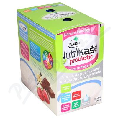 Zobrazit detail - Nutrikaše probiotic s jahodami a vanilkou 60g