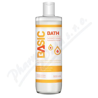 Zobrazit detail - Basic Bath hydratační koupel 500 ml