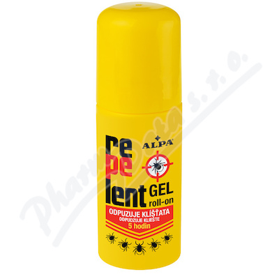 Zobrazit detail - Alpa Repelent gel roll-on 50ml