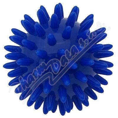 Zobrazit detail - KineMAX Hedgehog Masážní míček ježek 6cm modrý