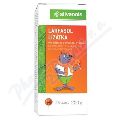 Zobrazit detail - Larfasol lízátka 25ks