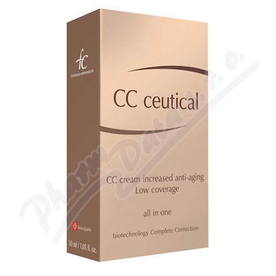 Zobrazit detail - FC CC ceutical krém proti vráskám jemně krycí 30ml