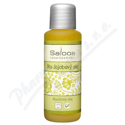Zobrazit detail - Saloos Bio Jojobový olej LZS 50 ml