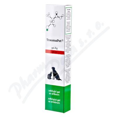 TraumaPet zvlhčující gel s Ag 30ml