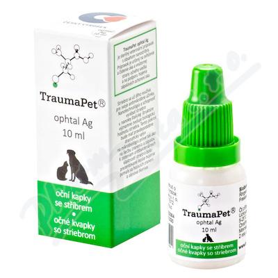 Zobrazit detail - TraumaPet oční kapky s Ag 10ml