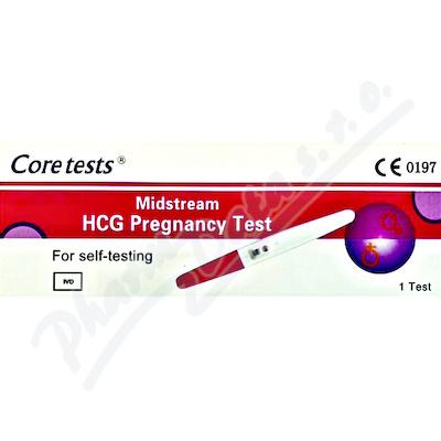 Zobrazit detail - Těhotenský test hCG Midstream 1 ks