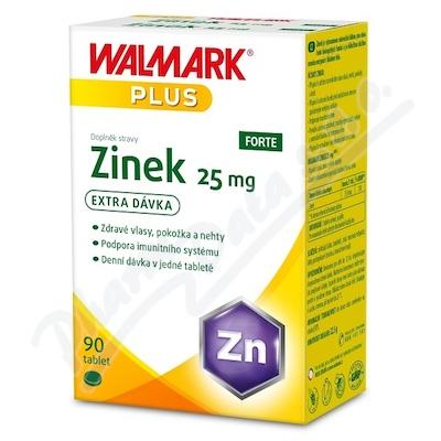 Zobrazit detail - Walmark Zinek Forte 25mg tbl. 90