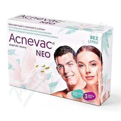 Zobrazit detail - ACNEVAC NEO 30 kapslí