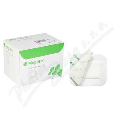 Náplast Mepore 6x7cm 60ks samolepící sterilní