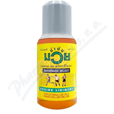 Zobrazit detail - Namman Muay boxing liniment thajský olej 450ml
