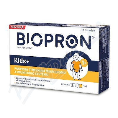 Zobrazit detail - Walmark Biopron Kids+ tob. 30