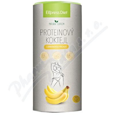 Zobrazit detail - Express Diet Protein koktejl banánový 700g