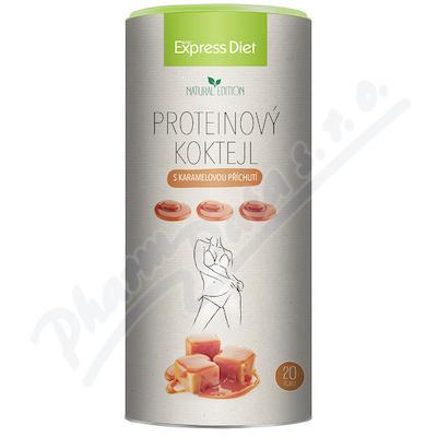 Zobrazit detail - Express Diet Protein koktejl karamelový 700g