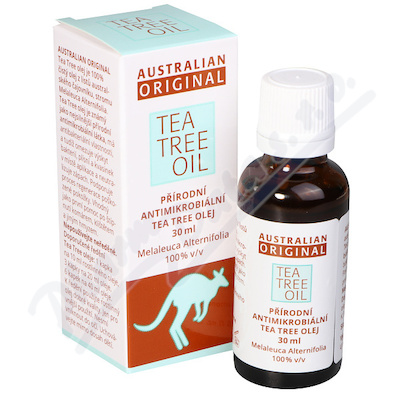 Zobrazit detail - Australian Original Tea Tree Oil 100% 30ml