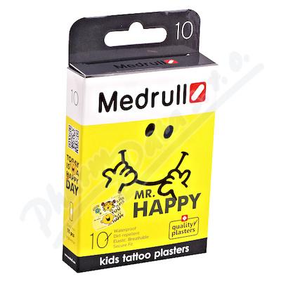 Náplast Medrull dětská KIDS tetovací (Tattoo) 10ks