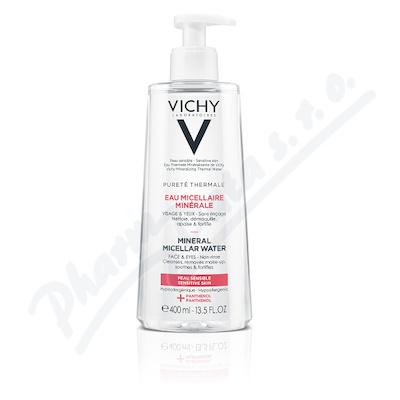 VICHY Pureté Thermale Micelární voda sensit. 400ml