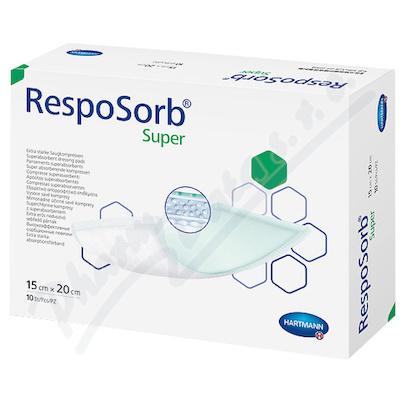 Resposorb Super 15x20cm 10ks