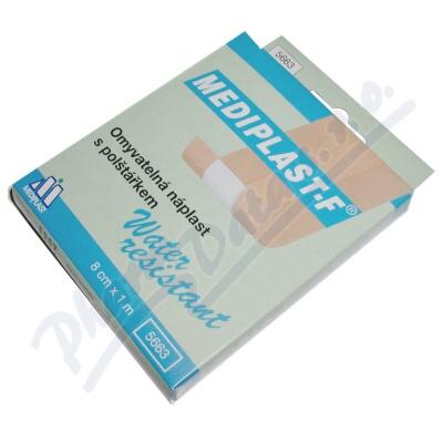 Zobrazit detail - Rychloobvaz Mediplast-F 8cmx1m omyvat. 1ks 5663