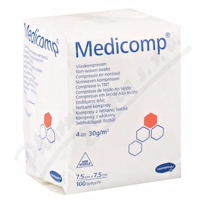 Kompres Medicomp nester.7.5x7.5cm 100ks 4218233