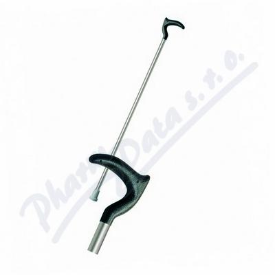 Zobrazit detail - Hůl dural. H81-1 č. 3 95cm (rov. zahn. ) rukojeť