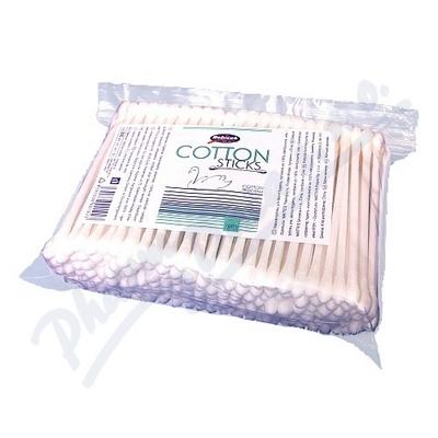 Zobrazit detail - Vatové tyčinky Cotton sticks 200ks sáček
