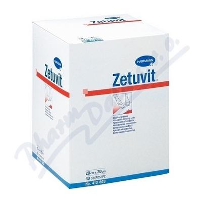 Zobrazit detail - Kompres Zetuvit nester. 20x20cm 30ks