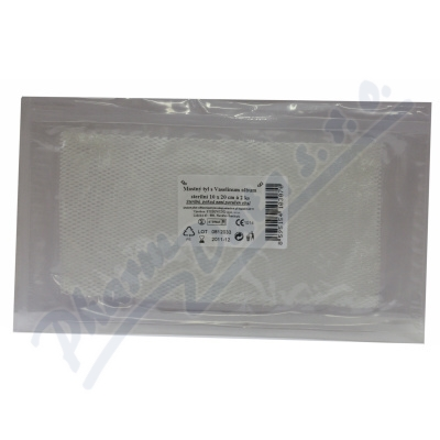 Zobrazit detail - Krytí sterilní-mastný tyl 10x20cm-2ks Steriwund