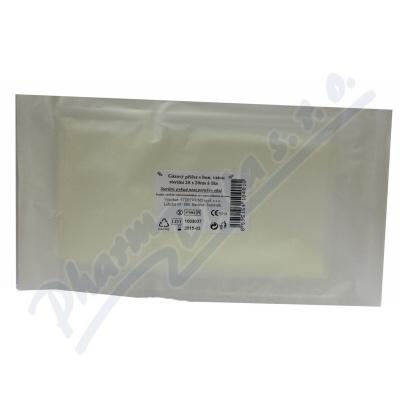 Krytí sterilní-gázový přířez 20x20cm/1ks Steriwund