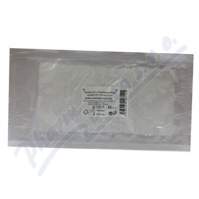 Kryt� steriln�-mastn� tyl 10x20cm-1ks Steriwund