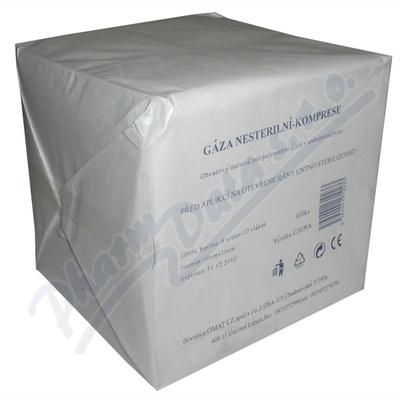 Zobrazit detail - Gáza kompr. nester. 10x10cm-100ks CJZ