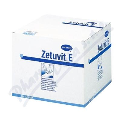 Zobrazit detail - Kompres Zetuvit E nesterilní 10x10cm 50ks