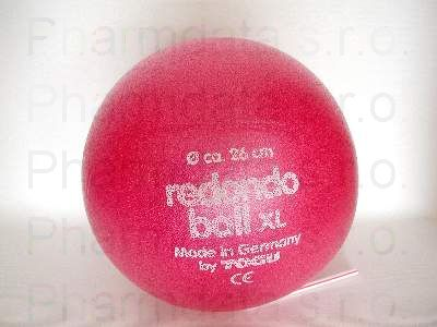 Zobrazit detail - Míč rehabilitační Overball pr. 26cm