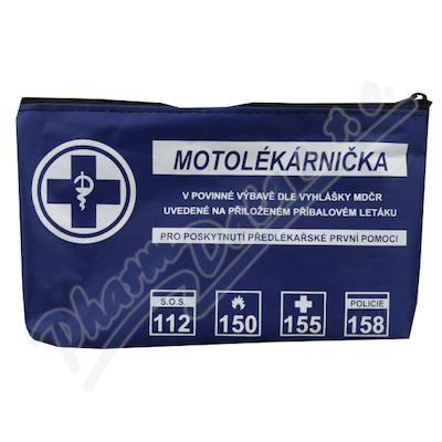 Zobrazit detail - Motolékárnička textil vyhl. č. 341-2014 Steriwund