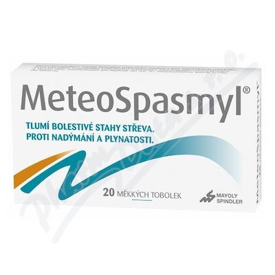 Zobrazit detail - Meteospasmyl por. cps. mol. 20x60mg