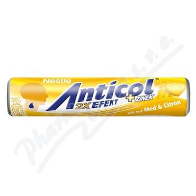 Zobrazit detail - Anticol med+citrón 50g bonbóny