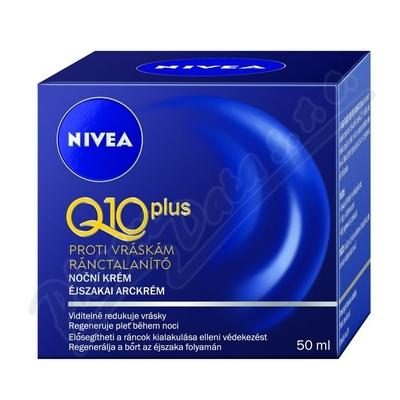 Zobrazit detail - NIVEA Visage Q10 noční krém 50ml 81289