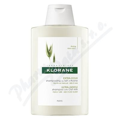 KLORANE Avoine šamp. 200ml - ovesné mléko