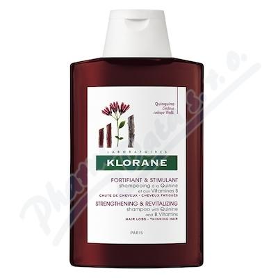 Zobrazit detail - KLORANE Quinine šamp. 200ml - posílení vlasů