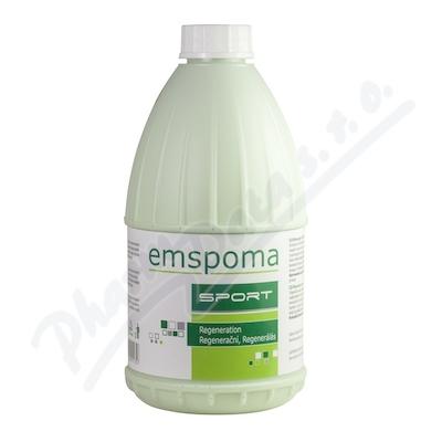 Masážní emulze Emspoma Regenerační 500ml