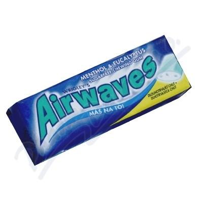Zobrazit detail - WRIGLEYS Airwaves drg. žvýkačky 10ks