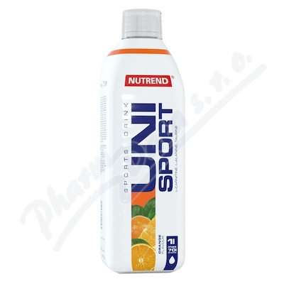 Zobrazit detail - NUTREND Unisport pomeranč 1000ml