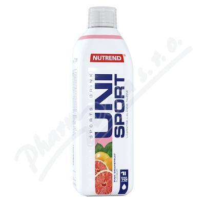 Zobrazit detail - NUTREND Unisport pink grep 1000ml