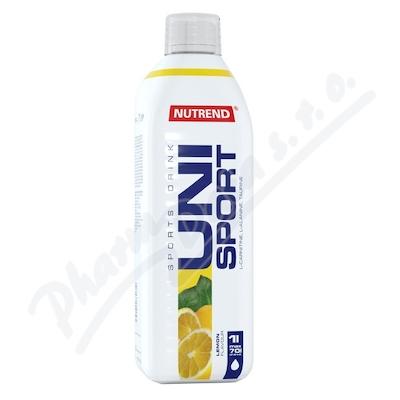 Zobrazit detail - NUTREND Unisport citrón 1000ml